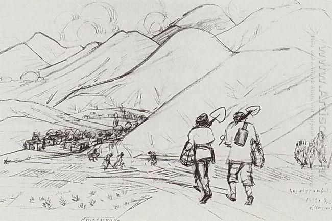 Peasants 1932