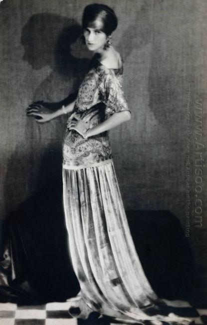 Peggy Guggenheim 1924