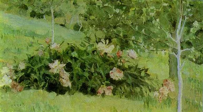 Peonies 1908