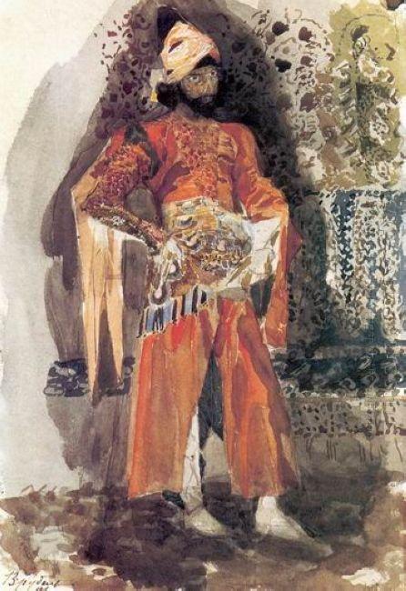 Persian Prince 1886
