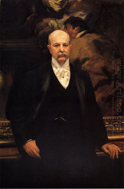 Peter A B Widener 1903