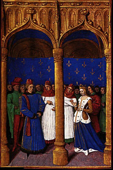 Philippe De Valois Appointed Regent 1460