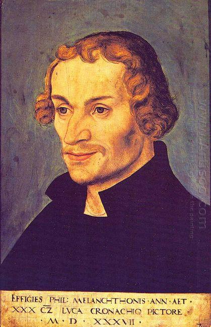 Philipp Melanchthon 1537