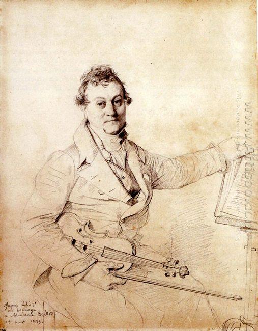 Pierre Marie François De Sales Baillot