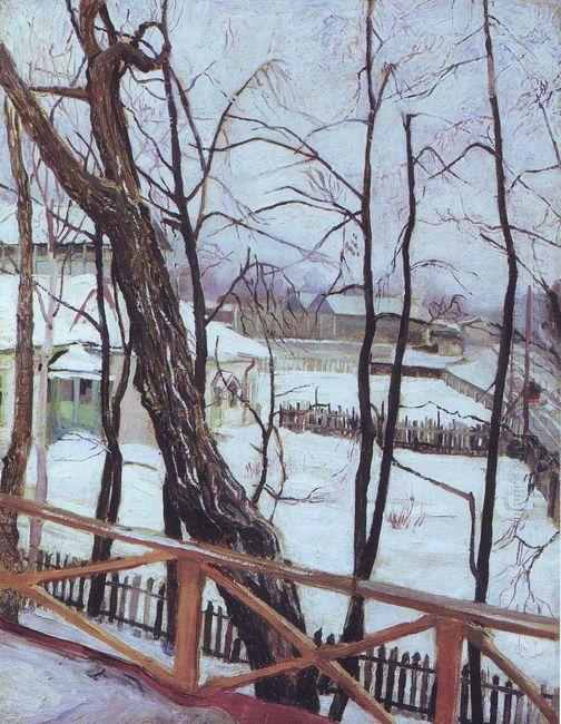 Podmoskovny Landscape 1908