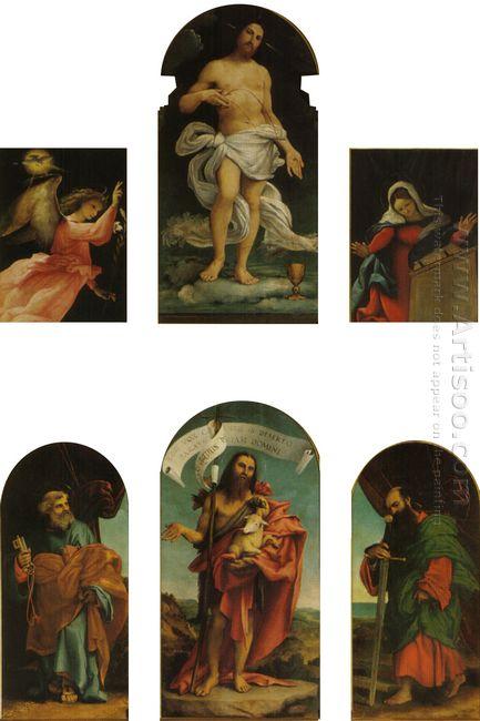 Polyptych Ponteranica 1525
