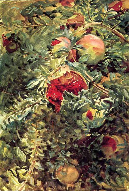 Pomegranates 1908