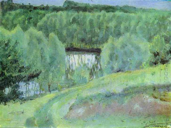 Pond 1906