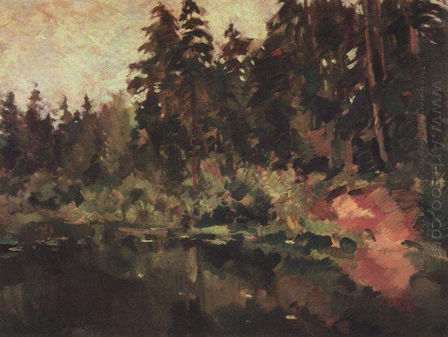 Pond 1910