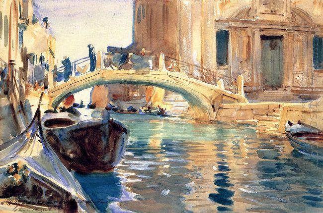 Ponte San Giuseppe Di Castello Venice
