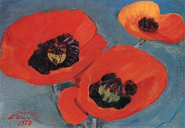 Poppies 1958 1