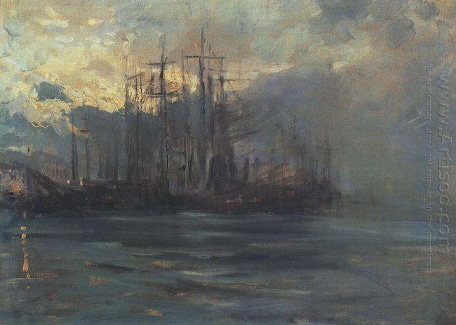 Port In Marsele