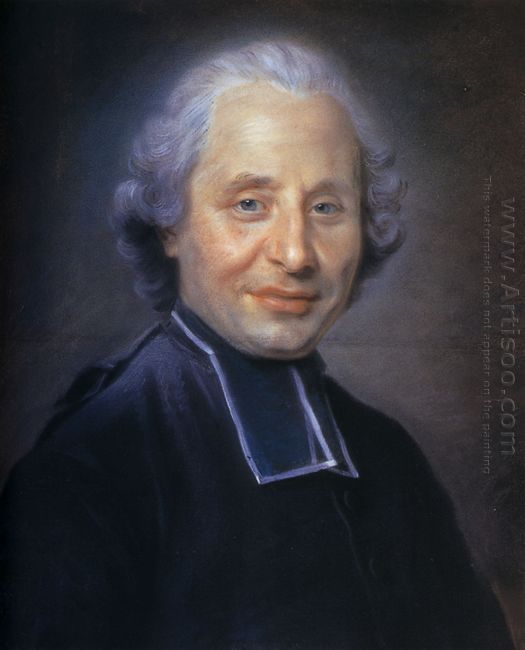Portrait Of Abbot