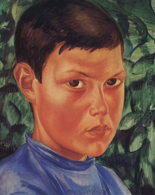 Portrait Of A Boy 1913