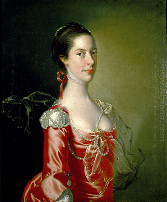 Portrait Of A Lady 1