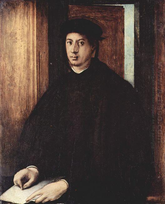 Portrait Of Alessandro De Medici