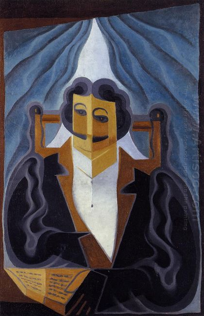 Portrait Of A Man 1923