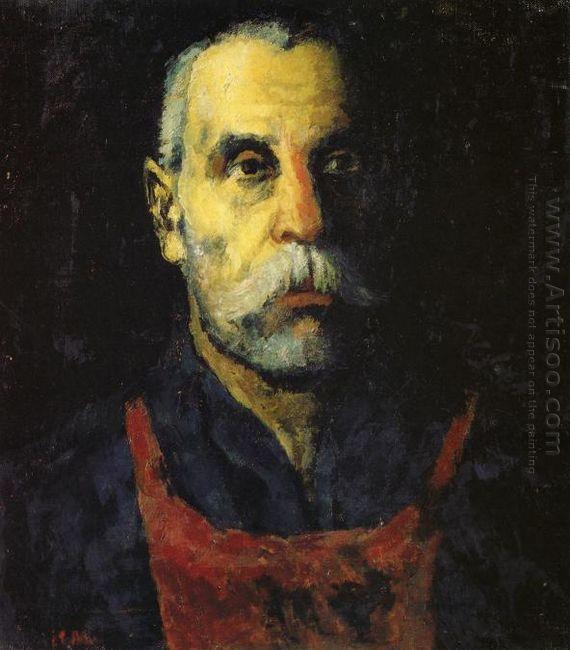 Portrait Of A Man 1930