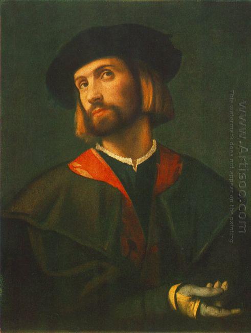 Portrait Of A Man 1