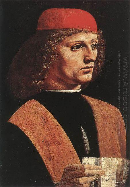 Portrait Of A Musician 1485