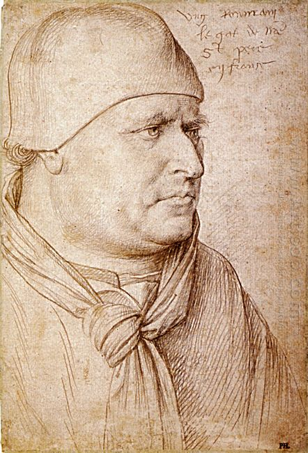 Portrait Of A Papal Legate 1460