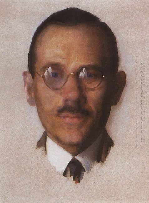 Portrait Of A Popov