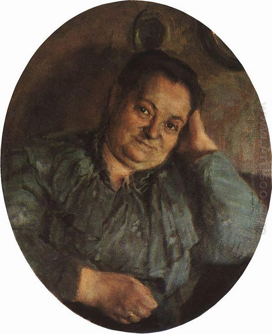 Portrait Of Artist S Mather