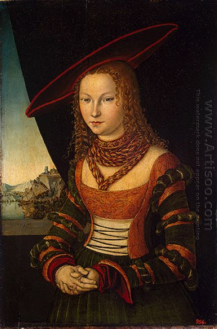 Portrait Of A Woman 1526