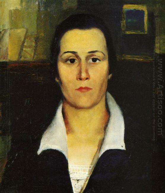 Portrait Of A Woman 1934