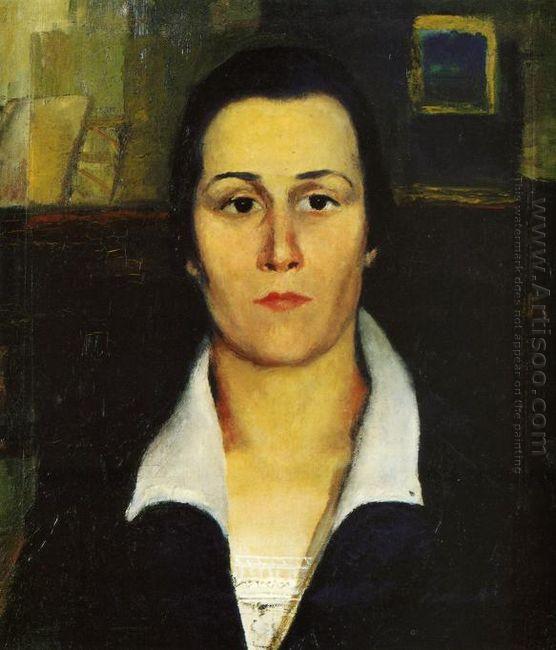 Portrait Of A Woman 1934