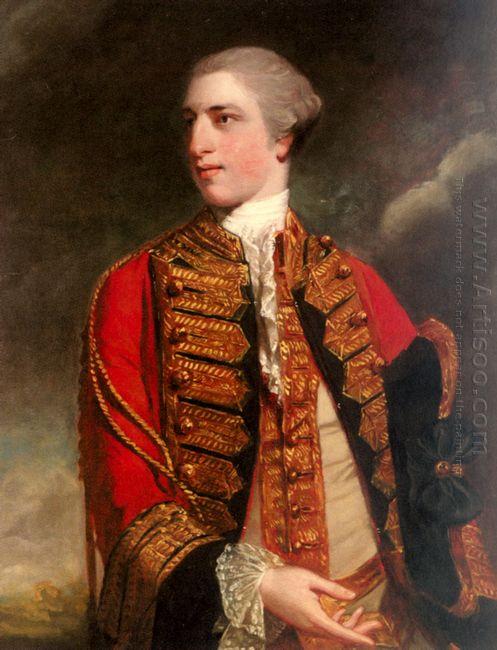 Portrait Of Charles Fitzroy 1St Baron Southampton