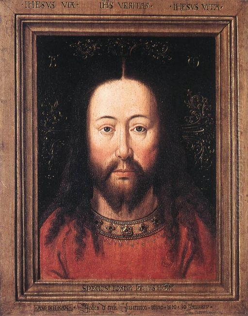Portrait Of Christ 1440