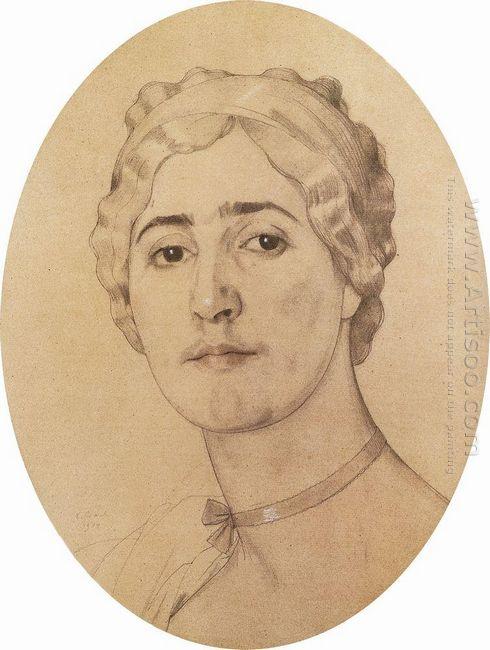 Portrait Of D Karysheva