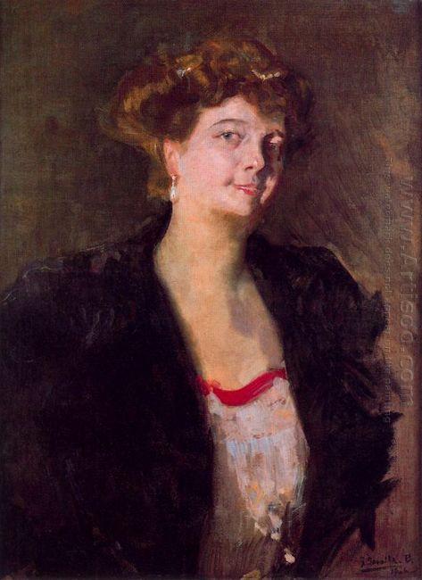 Portrait Of Dona Elena Ortúzar