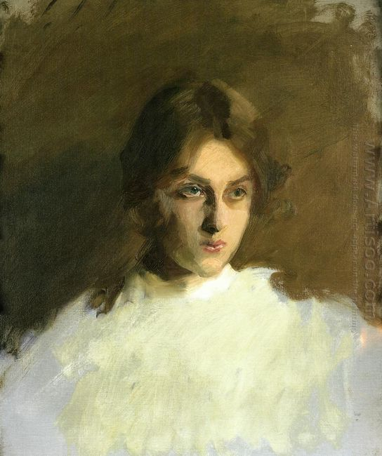 Portrait Of Edith French