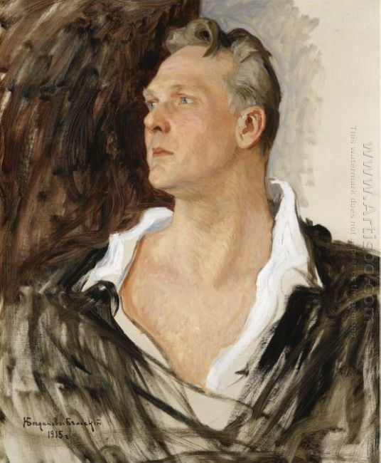 Portrait Of Feodor Chaliapin