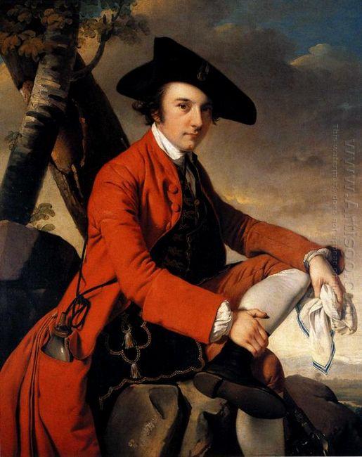 Portrait Of Fleetwood Hesketh 1769