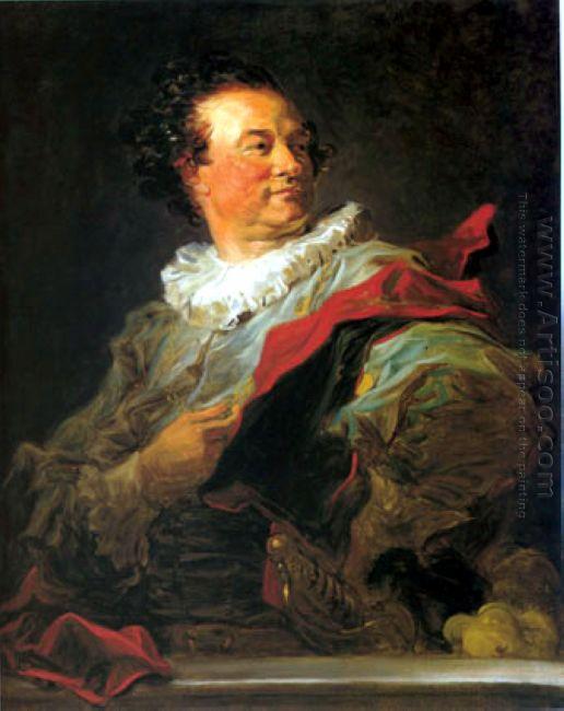 Portrait Of François Henri D Harcourt