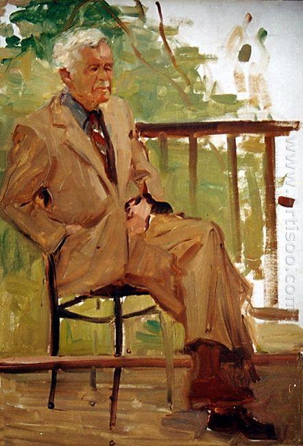 Portrait Of Gayfejyan