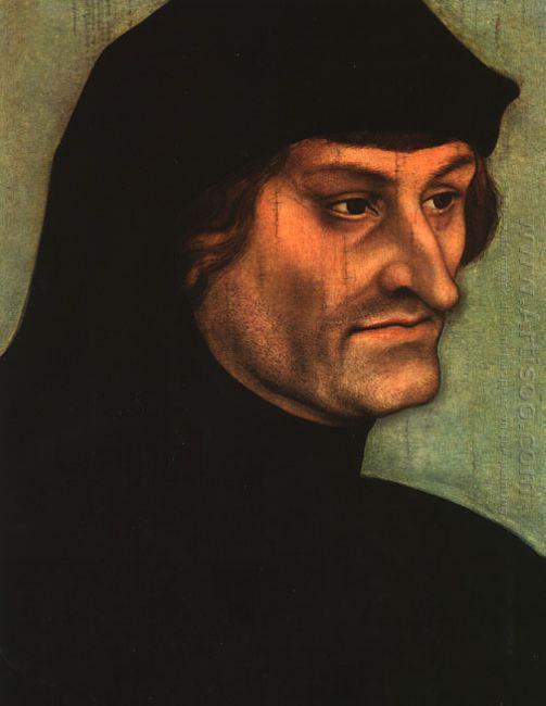 Portrait Of Geiler Von Kaiserberg