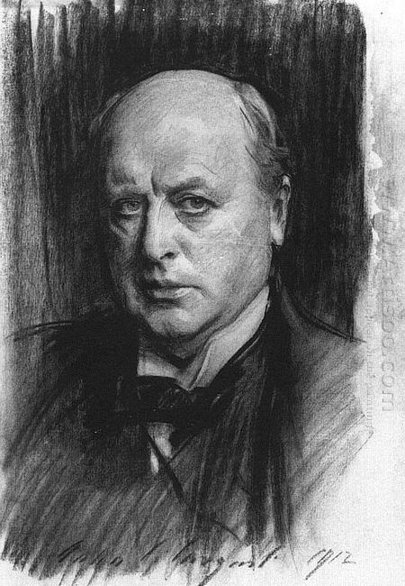 Portrait Of Henry James 1913