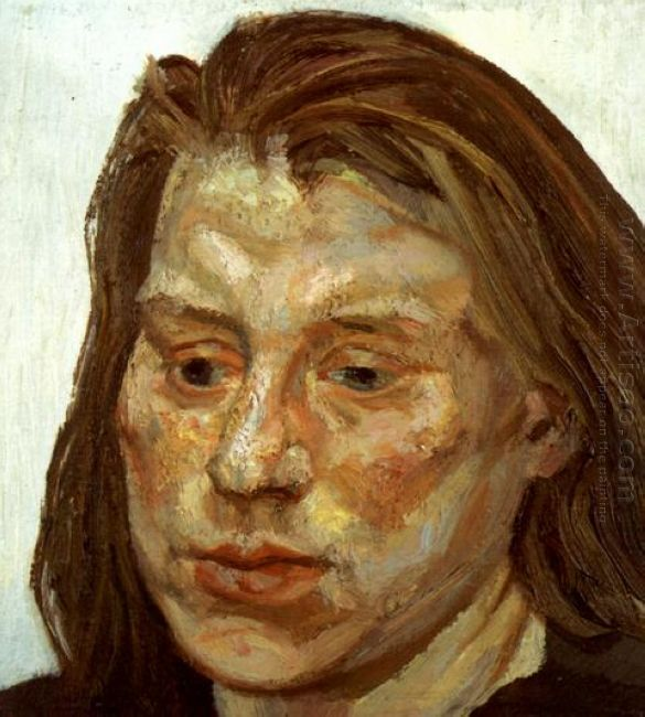 Portrait Of Ib 1990
