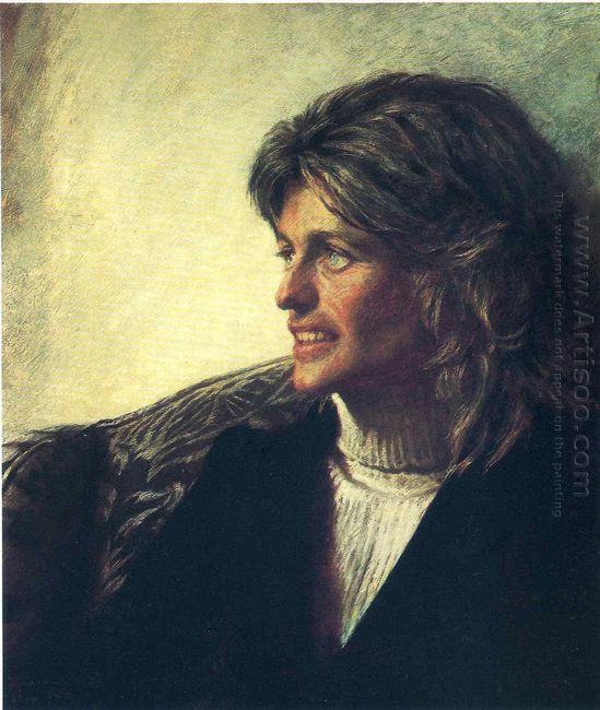 Portrait Of Jean Kennedy Smith 1972