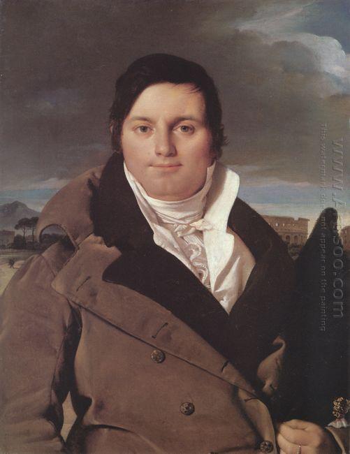 Portrait Of Joseph Antoine Moltedo