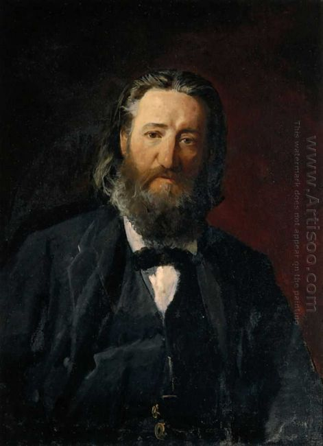 Portrait Of Joseph Daumang
