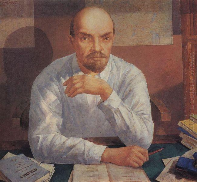 Portrait Of Lenin 1934