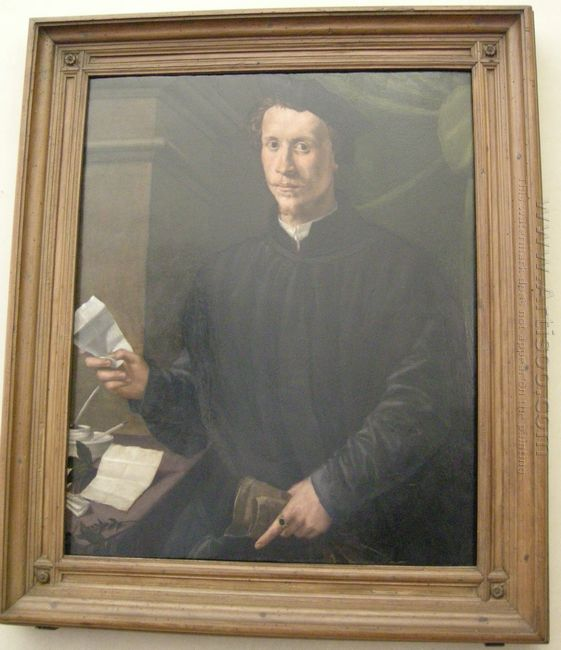 Portrait Of Ludovico Martelli