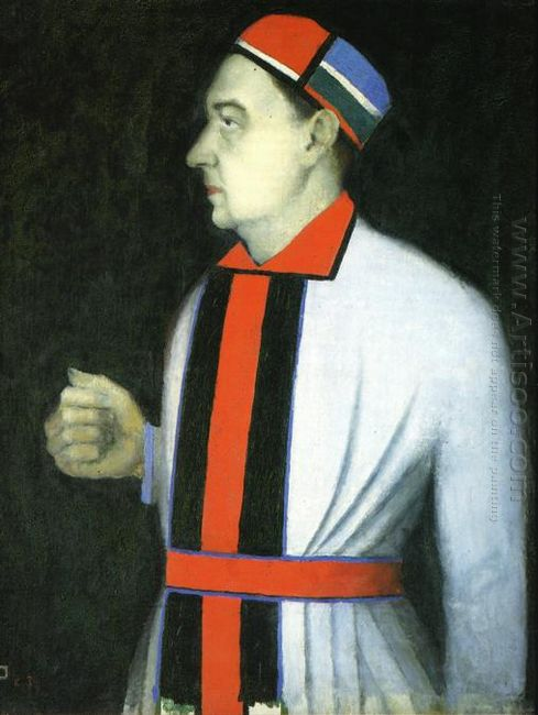Portrait Of Man 1933