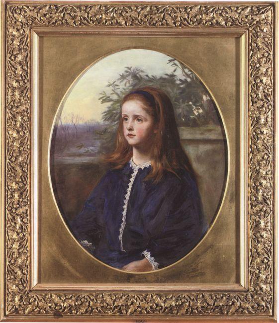 Portrait Of Margaret Fuller Maitland