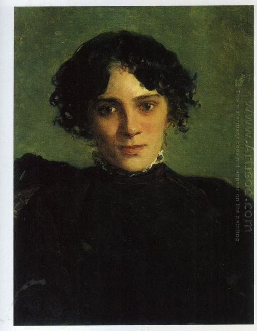 Portrait Of Maria Gabayeva